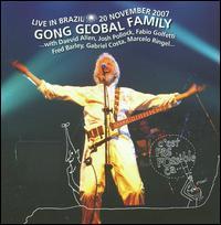 <i>Live in Brazil: 20 November 2007</i> 2009 live album by Gong