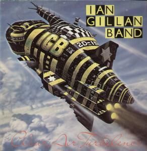 <i>Clear Air Turbulence</i> (album) 1977 studio album by Ian Gillan Band