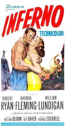 Inferno 1953 Film Wikipedia