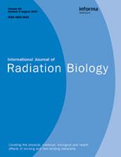 <i>International Journal of Radiation Biology</i> journal