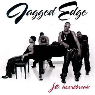 <i>J.E. Heartbreak</i> 1999 studio album by Jagged Edge