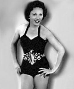 June Byers American professional wrestler