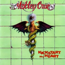 Kickstart My Heart 1989 single by Mötley Crüe