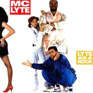 <i>Lyte as a Rock</i> 1988 studio album by MC Lyte