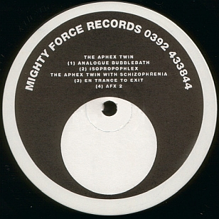 <i>Analogue Bubblebath</i> 1991 EP by The Aphex Twin