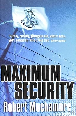 Cherub Maximum Security Full Pdf