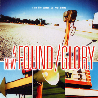 <i>From the Screen to Your Stereo</i> 2000 EP by New Found Glory