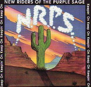 <i>Keep On Keepin On</i> (New Riders of the Purple Sage album) 1989 studio album by New Riders of the Purple Sage