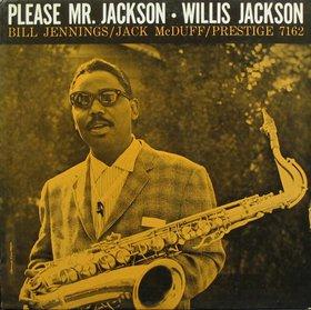 <i>Please Mr. Jackson</i> 1959 studio album by Willis Jackson