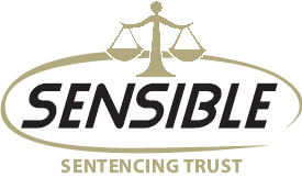 The Sensible Sentencing Trust logo.