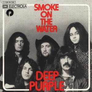 Smoke on the Water 1973 single by Deep Purple