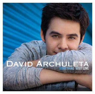 Something About Love David Archuleta