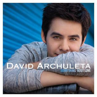 Something About Love David Archuleta