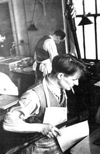 English print-maker and engraver