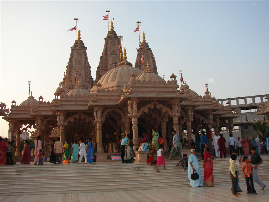 Rajkot India  City new picture : Swaminarayan Temple Rajkot Gujarat India Wikipedia, the ...