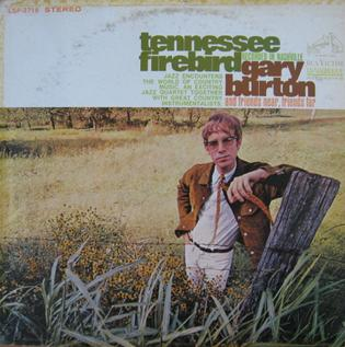<i>Tennessee Firebird</i> 1967 studio album by Gary Burton