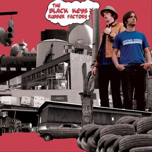 <i>Rubber Factory</i> 2004 studio album by The Black Keys