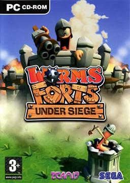 Worms Forts Скачать Торрент - фото 5