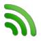 The MSN WiFi Hotspots logo.