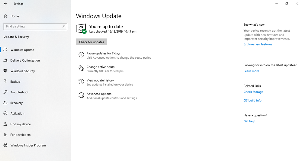 cumulative update for windows 8.1
