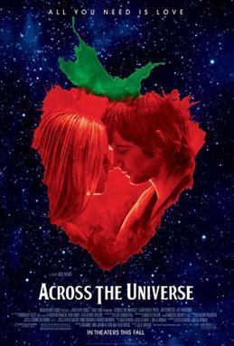 across the universe film wikipedia