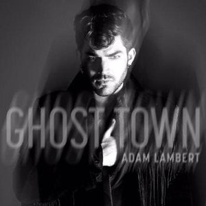 Adam Lambert — Ghost Town (studio acapella)