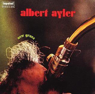 <i>New Grass</i> 1968 studio album by Albert Ayler