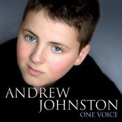 <i>One Voice</i> (Andrew Johnston album) 2008 studio album by Andrew Johnston