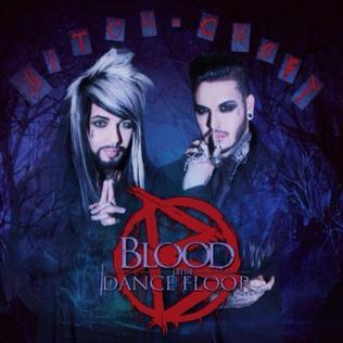 Bitchcraft Blood On The Dance Floor Album Wikipedia