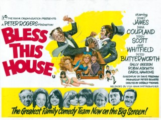 <i>Bless This House</i> (film) 1972 film by Gerald Thomas