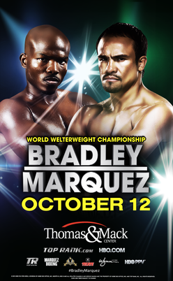 Juan manuel Marquez vs timothy bradley
