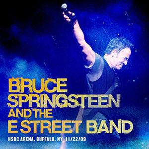 <i>HSBC Arena, Buffalo, NY, 11/22/09</i> 2016 live album by Bruce Springsteen and the E Street Band