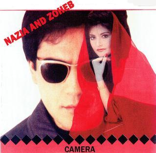 <i>Camera Camera</i> (Nazia and Zoheb Hassan album) 1992 studio album by Nazia & Zoheb Hassan
