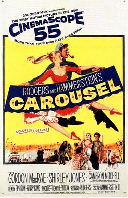 Carousel theatrical film poster 1956.jpg