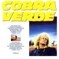 <i>Cobra Verde</i> (soundtrack) 1987 soundtrack album by Popol Vuh