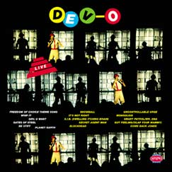<i>DEV-O Live</i> 1981 live album by Devo