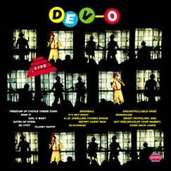 <i>DEV-O Live</i> 1999 extended play by Devo