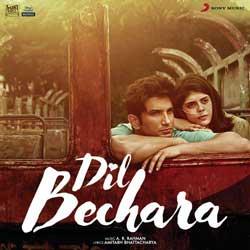 Dil Bechara (soundtrack) - Wikipedia