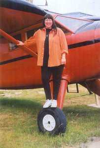 Ellen Paneok First indigenous Alaskan woman to become a licensed pilot