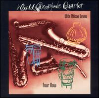 <i>Four Now</i> 1996 studio album by World Saxophone Quartet