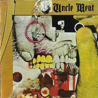 <i>Uncle Meat</i> 1969 studio album by the Mothers of Invention