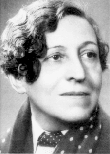 Germaine Dulac French film director