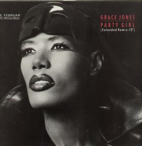 grace jones singles