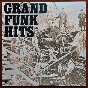 <i>Grand Funk Hits</i> 1976 greatest hits album by Grand Funk Railroad