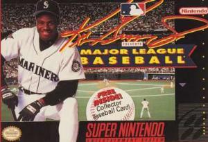 <i>Ken Griffey Jr. Presents Major League Baseball</i> 1994 video game