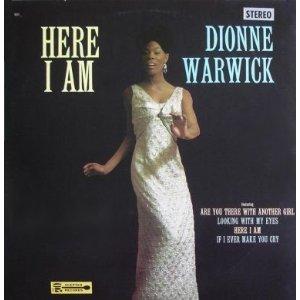 <i>Here I Am</i> (Dionne Warwick album) album by Dionne Warwick