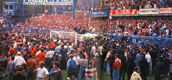 Pictures of the hillsborough disaster