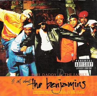 Its All About the Benjamins single by Puff Daddy featuring The Notorious B.I.G., Lil Kim and The Lox