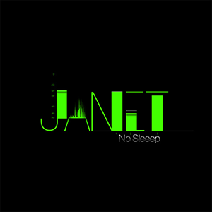 Janet Jackson — No Sleeep (studio acapella)