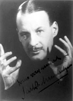 Jasper Maskelyne British stage magician